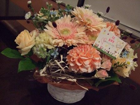 20121018ササヅカからのお祝い花.jpg